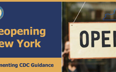 New NYS Guidance for Vaccinated People, Businesses, Public Settings